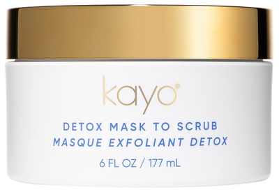 Kayo Detox Mask To Scrub