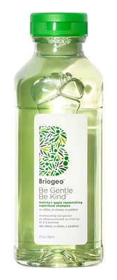 Briogeo Be Gentle, Be Kind Matcha + Apple Replenishing Superfood Shampoo