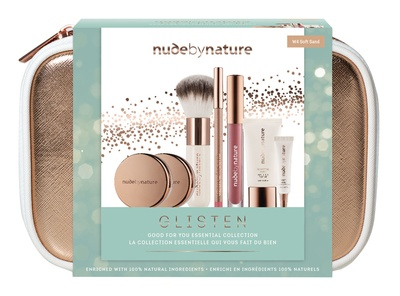 Nude By Nature Glisten Good For You Essential Collection