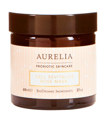 Aurelia Probiotic Skincare Cell Revitalising Rose Mask