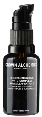 Grown Alchemist Brightening Serum: Phyto-Complex & Rumex Leaf Extract