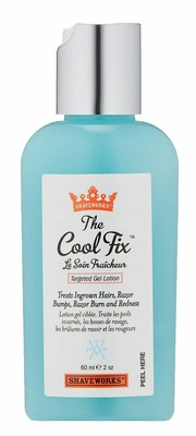 Shaveworks The Cool Fix- Targeted Gel Lotion