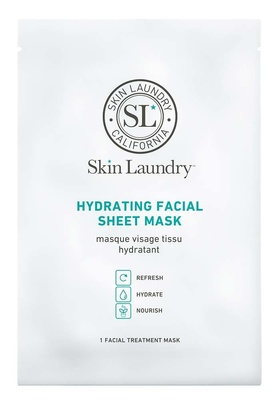 Skin Laundry Hydrating Facial Sheet Mask