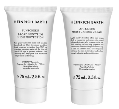 Heinrich Barth Summer Travel Duo