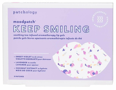 Patchology Moodpatch Keep Smiling