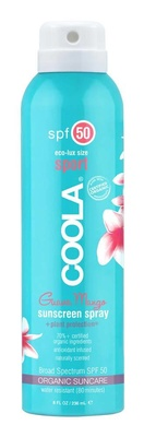Coola® Eco-Lux Sport Sunscreen Spray Spf 50 Guava Mango