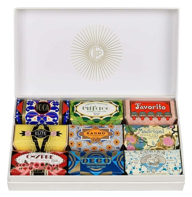 Claus Porto Gift Box Deco