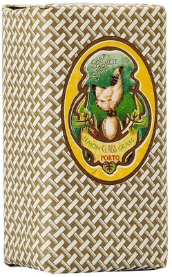 Claus Porto Chicken Lemongrass Mini Soap