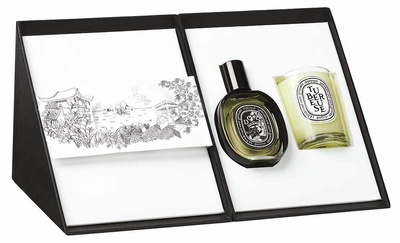 Diptyque Do Son 30ml EDP & Tubéreuse 70g Candle Set