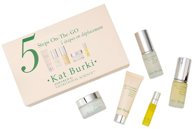 Kat Burki 5 Steps On The Go Essential Travel Kit