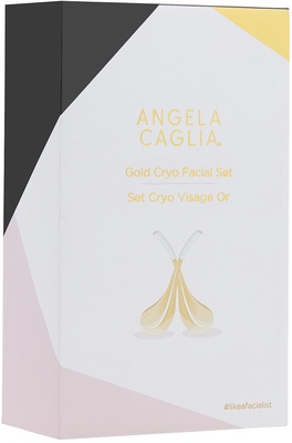 Angela Caglia Gold Cryo Facial Set