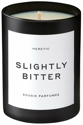 Heretic Parfum Slightly Bitter Candle