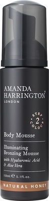 Amanda Harrington London Body Mousse Natural Rose