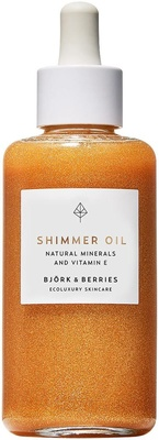 Björk & Berries Natural Glow Oil Shimmering