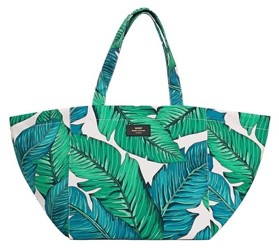 Wouf XL Tote Bag Tropical