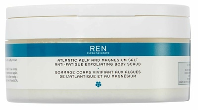 Ren Clean Skincare Atlantic Kelp And Magnesium  Anti-Fatigue Exfoliating Body Scrub