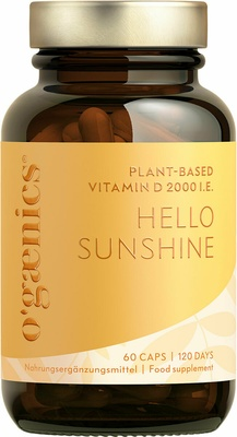 Ogaenics HELLO SUNSHINE Vitamin D