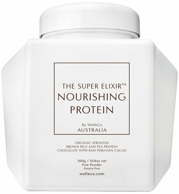 WelleCo Nourishing Plant Protein Caddy