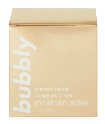 Jonathan Adler Pop Candle Bubbly Rose Gold