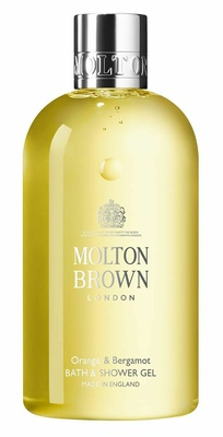 Molton Brown Orange & Bergamot Bath & Shower Gel