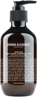 Grown Alchemist Hand Wash Sweet Orange Cedarwood and Sage
