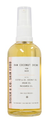 sisterco Raw Coconut Drink for Hair
