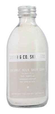 sisterco Coconut Milk Bath Soak