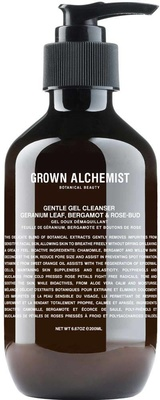 Grown Alchemist Gentle Gel Cleanser Geranium Leaf, Bergamot & Rose-Bud
