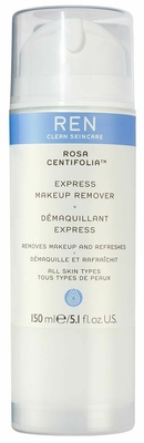 Ren Clean Skincare Rosa Centifolia ™  Express Make-Up Remover