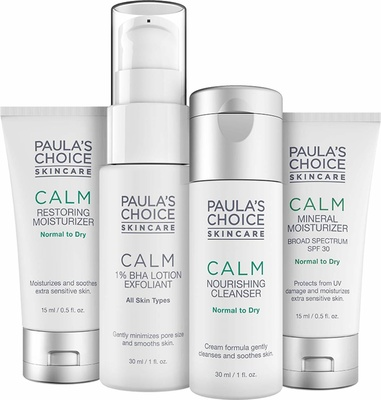 Paula's Choice Trial Kit Calm Redness Relief - Normal to Dry Skin