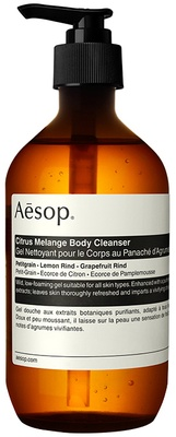 Aesop Citrus Melange Body Cleanser 100 ml
