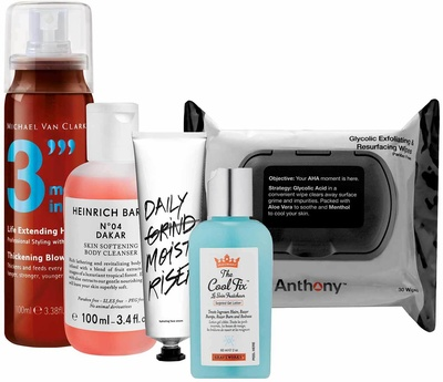 NICHE BEAUTY Travel Kit For Him