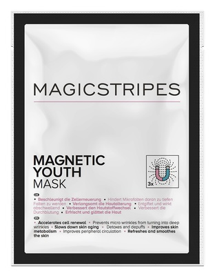 Magicstripes Magicstripes Magnetic Youth Mask Sachet 400-007
