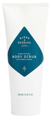 Björk & Berries Birch Ritual Body Scrub