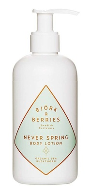 Björk & Berries Never Spring Body Lotion
