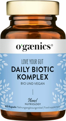 Ogaenics LOVE YOUR GUT Daily Biotic-Komplex