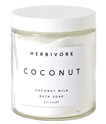 Herbivore Coconut Milk Bath Soak 423 g