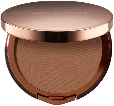 Nude By Nature Sunkissed Pressed Bronzer - Byron Bronze