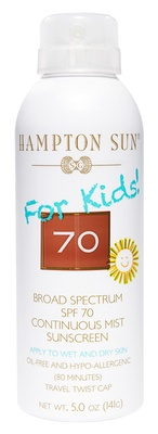 Hampton Sun For Kids Continuous Mist SPF 70