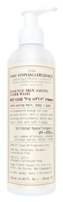 "VMV Hypoallergenics Essence Skin-Saving Clark Wash: Hair + Body ""Big Softie"" Shampoo"