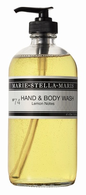 Marie-Stella-Maris Liquid Soap Lemon Notes