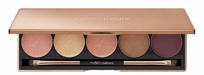Nude By Nature Natural Illusion Eye Palette