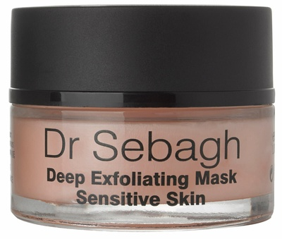 Dr Sebagh Deep Exfoliating Mask Sensitive
