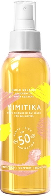 Mimitika Sunscreen Body Oil SPF50