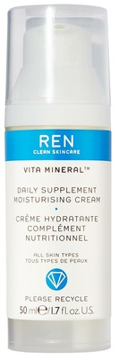 Ren Clean Skincare Vita Mineral ™  Daily Supplement Moisturising Cream