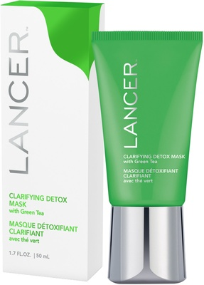 Lancer Clarifying Detox Mask with Green Tea
