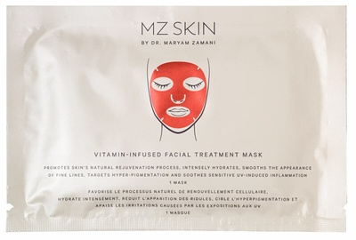 MZ Skin Vitamin Infused Facial Treatment Mask