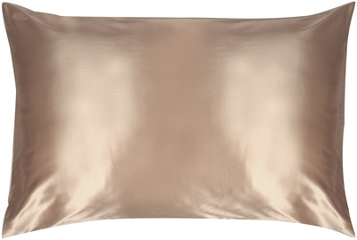 Slip Silk Pillowcase Queen WHITE