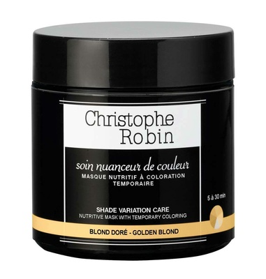 Christophe Robin Shade Variation Care Golden Blond
