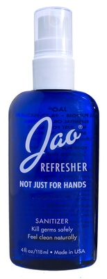 Jao Brand Hand Refresher 118 ml